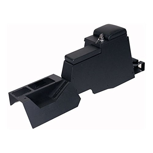 Tuffy Security Products Stereo Lockable Jeep Wrangler TJ Black Center Console