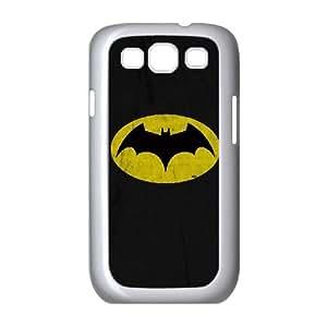 LSQDIY(R) batman Samsung Galaxy S3 I9300 DIY Case, Brand New Samsung Galaxy S3 I9300 Plastic Case batman