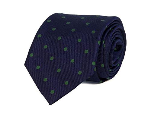 Men verde marino 40 Colori Tie Azul Multicolor EOBzqO