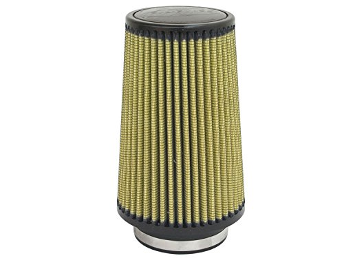 Filtration Pro (aFe Filters 72-40035 Universal Clamp On Air Filter with Pro-GUARD 7 Media)