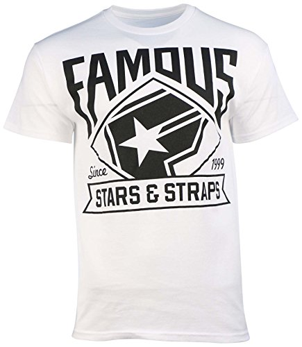 Famous Stars And Straps Men's BOH MLB (Boh Mens T-shirt)