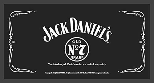 jack daniels fußmatte