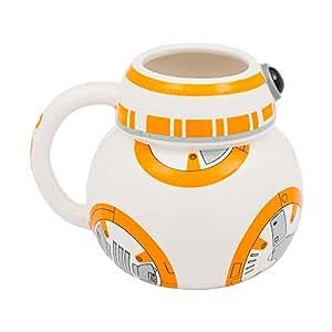 Vandor Star Wars: The Force Awakens BB-8 18 Ounce Ceramic Sculpted Mug (99201)