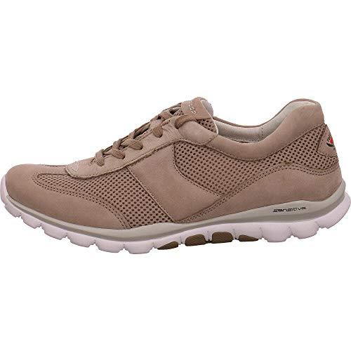 Rollingsoft visone Gabor Basses Shoes Sneakers Femme 33 Marron qU7ZSq