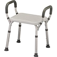 NOVA Medical Products Deluxe Bath Seat with Arms
