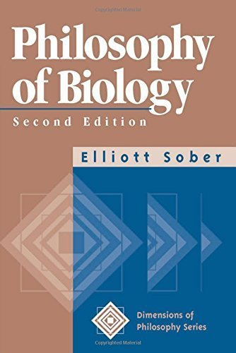 Philosophy of Biology, 2nd Edition (Dimensions of Philosophy) by Elliott Sober (2000-01-12)