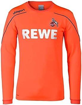 uhlsport 1.FC Köln 19/20 La Torwarttrikot Camiseta para niños, Infantil, Rojo Fluorescente, 128: Amazon.es: Deportes y aire libre