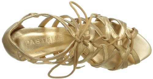 Pastelle Clelia Damen Sandalen Gold - gold