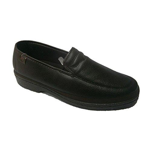 Slip-On Schuhe für empfindliche Füße Doctor Cutillas braun Braun