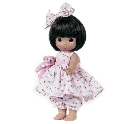 "Bear-Foot Blessings Precious Moments 12"" Doll from The Doll Maker"