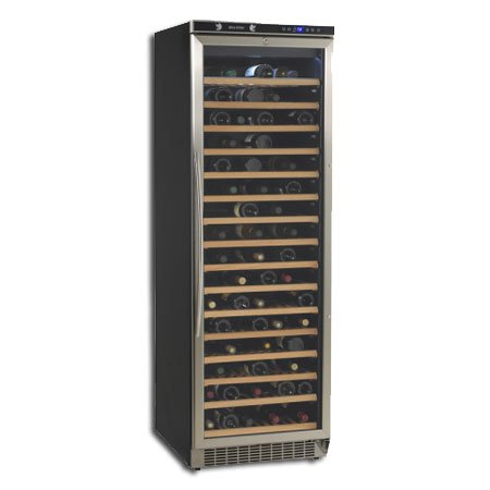 Avanti Avanti WCR682SS-2 Wide 160 Bottle Wine Cooler, ()