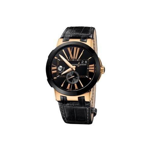 Ulysse Nardin Executive Dual Time Mens Watch 246-00-42 ()