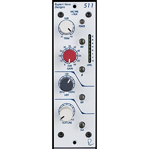 Rupert Neve Designs Portico 511 500-Series Mic Preamp with Texture Control -