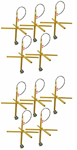 40-up Tackle Regular Tip-up #88 Set of 10 by 40-Up Tackle Company