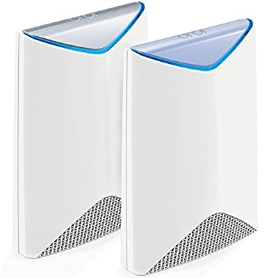 NETGEAR SRK60-100NAS Orbi Pro Business Wi-Fi System AC3000 Tri-Band Network With Router