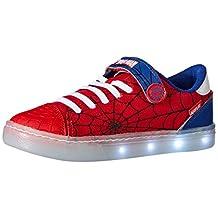Stride Rite Boy's Spider-Man Web Warrior Shoes
