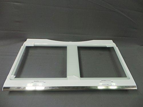Samsung DA97-08402A Refrigerator Crisper Drawer Cover