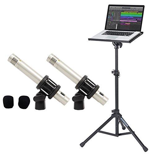 Samson C02 Pair Pencil Condenser Studio Recording