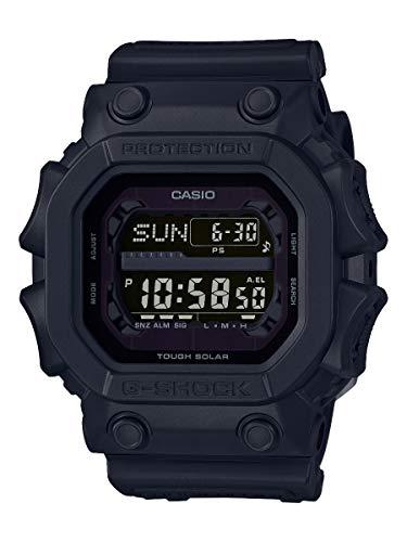 Casio G-SHOCK Reloj Digital, Reloj radiocontrolado y solar, 20 BAR, Negro, para Hombre, GX-56BB-1ER 1