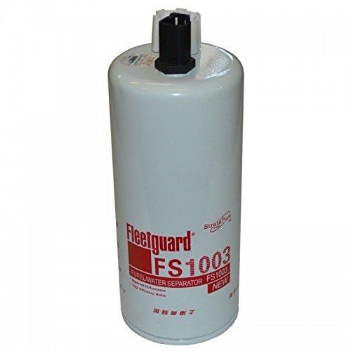 Fleetguard Fuel/Water Sep Spin-On FS1003 ( ()