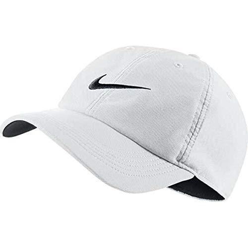 d2acd5096b5 Nike Train Twill H86 Adjustable Training Hat White Black Black