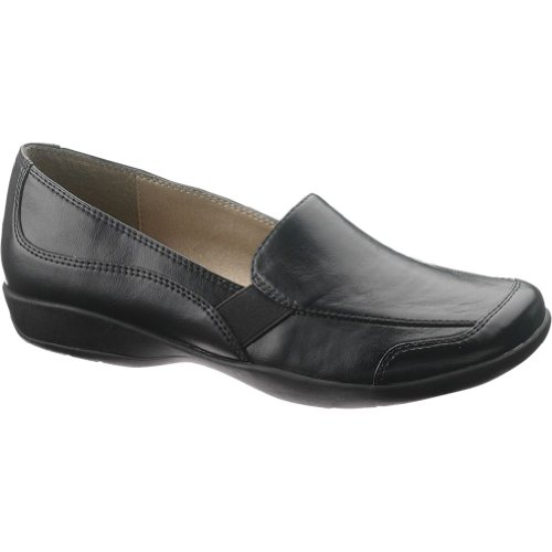 Women's Arden Vitello Soft Black Style Loafers EH1WqR5an