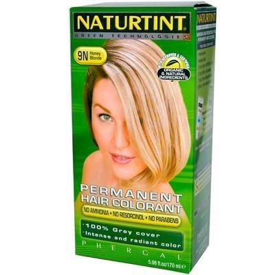 Naturtint 9N Permanent Honey Blonde Haircolor Kit, 4.5 Ounce - 3 per case.