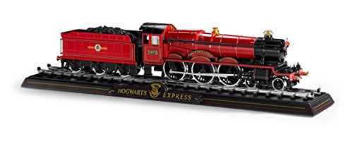 The Noble Collection Hogwarts Express Die cast Train Model and Base