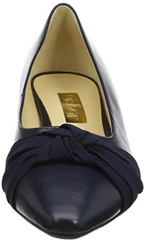 Femme Gabor Ocean Gabor Escarpins Basic Shoes Bleu qIwwY75