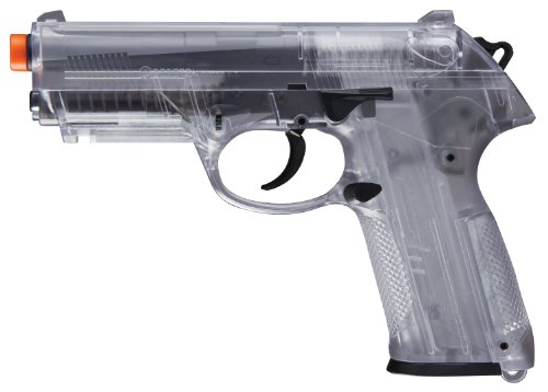 Beretta Px4 Storm Spring Airsoft Pistol, Clear