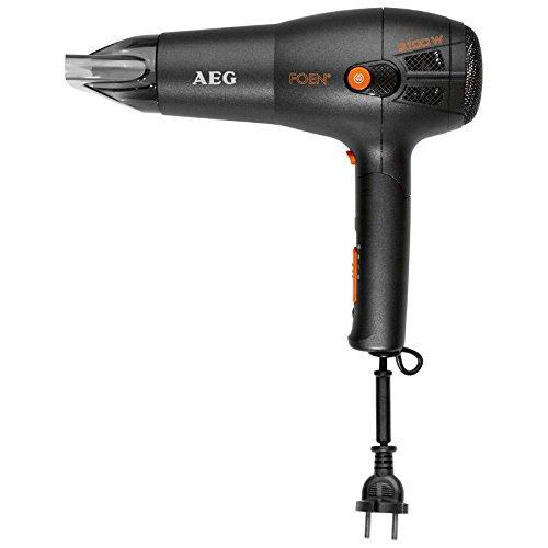 AEG Secador de Pelo Iónico HT 5650 negro - Vendedores Amazon. Ofertas para tu Hogar.: Amazon.es: Hogar