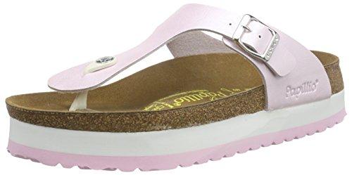 fb298a8bd30e8e Papillio By Birkenstock GIZEH Ladies Platform Toe Post Sandals ...
