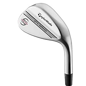 Amazon.com: TaylorMade Golf Clubs ATV Grind Cuña Cromada, 52 ...