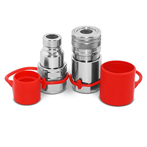 Bobcat Hydraulic Connect Couplers Couplings product image