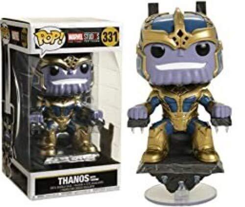 Funko Pop! Marvel # 331 Marvel Studios 10 Jahre Thanos auf Th