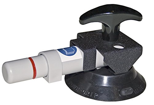 Buy Discount 3 Wood's Powr-Grip TL3TH Flat Vacuum Suction Cup w/T Handle-Grip 15 lbs. Capacity