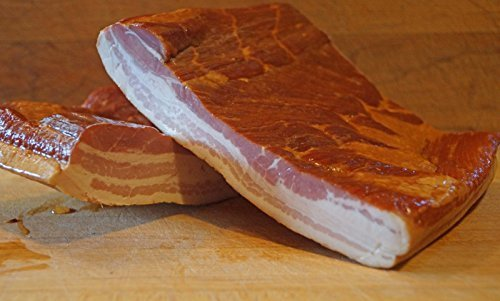 Applewood Smoked Slab Bacon 4 - 5 lb. made in New Hampshire