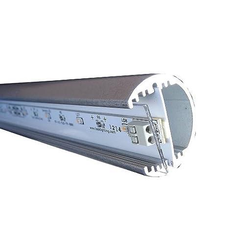 Task Lighting LCR66 20 P WT30   Task Lighting Sempria 66u0026quot; LED