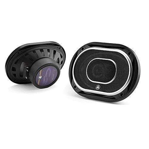 JL Audio C2-650 450W 6.5'' 2-Way Evolution C2 Series Component Car Speakers System +JL Audio C2-690tx 450W 6'' x 9'' 3-Way Evolution C2 Series Coaxial Car Speakers- Bundle Speaker Package by JL Audio (Image #5)