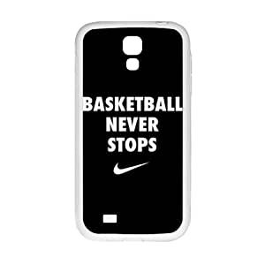 DAZHAHUI basketball never stops Phone Case for Samsung Galaxy S4