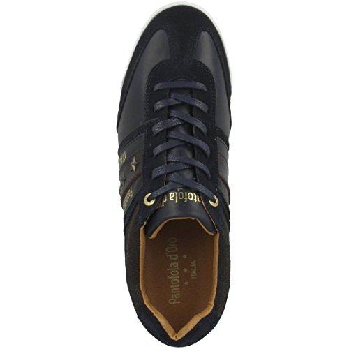 Pantofola d'Oro Imola Winter Low, Sneaker Uomo Blu (Dress Blues .29y)