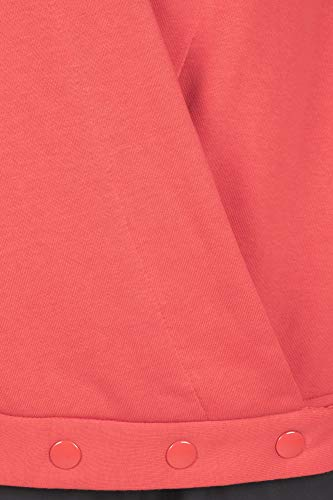 Navra Pullover Couleur Dp8pm91k07 2019 8pm Rouge Femme estate Primavera pwvfxq