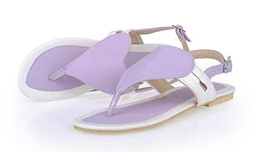Sandalo Infradito Con Fibbia Infradito Per Donna