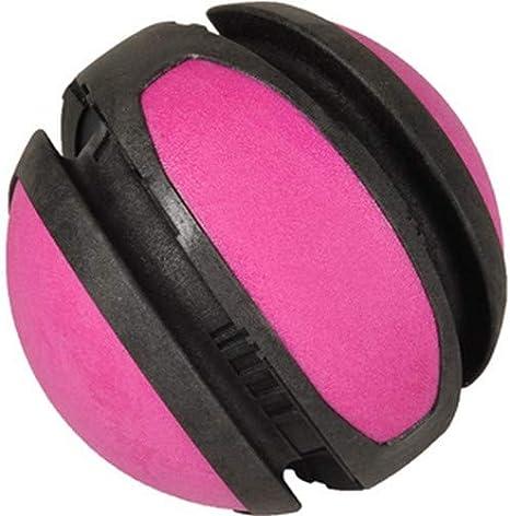 Flamingo 518172 HS - Pelota de Espuma (14 cm), Color Rosa y Negro ...