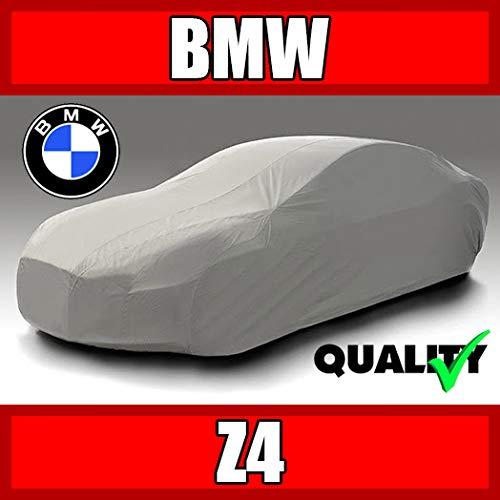 - aupartsmarket Compatible Ultimate Waterproof Custom-Fit Car Cover Replacement BMW Z4 2003 2004 2005 2006 2007 2008 2009 2010 2011