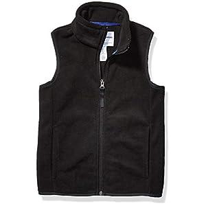 Amazon Essentials Boys Polar Fleece Vests
