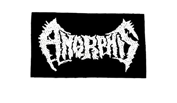 Death Metal Band Patch Embroidered Applique Emblem Music Heave Metal Amorphis