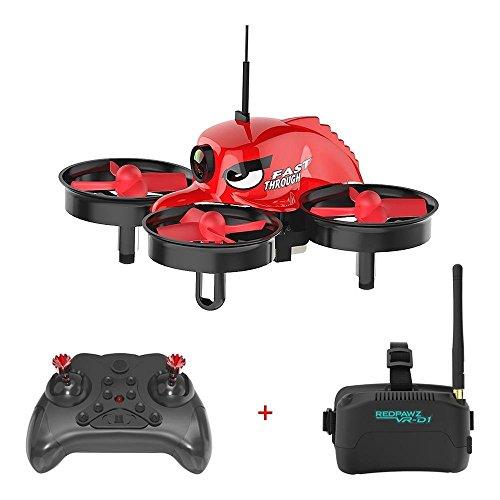 REDPAWZ-R011-58G-40CH-Micro-FPV-Racing-Drone-with-VR-Goggles-1000TVL-FOV-120Wide-angle-Camera