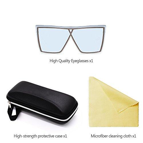 KINDOYO y UV400 de para Venta Gafas Unisex Mujer sol Estilo 03 de caliente Hombre HwZS6qrH