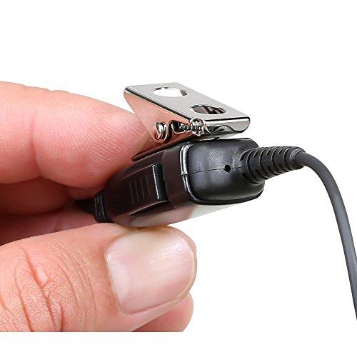 10 Pack BOMMEOW BCT12-M12 Radio Earpiece for Motorola SL1K SL1M SL7550 by Bommeow (Image #6)